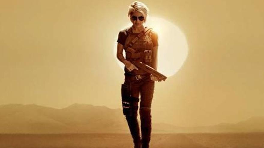 Terminator. Destino oscuro