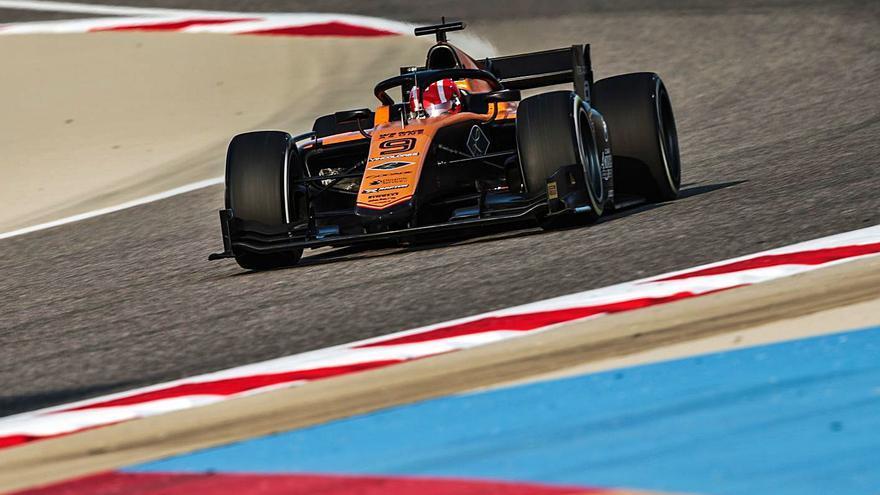 Campos Racing completa su plantilla de F4 con                 tres promesas de futuro