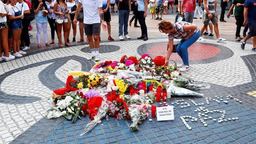 El juez prorroga dos años la prisión de los procesados por los atentados de Cataluña