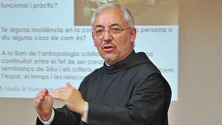 L'abat nomena el nou nucli de govern de la comunitat de Montserrat