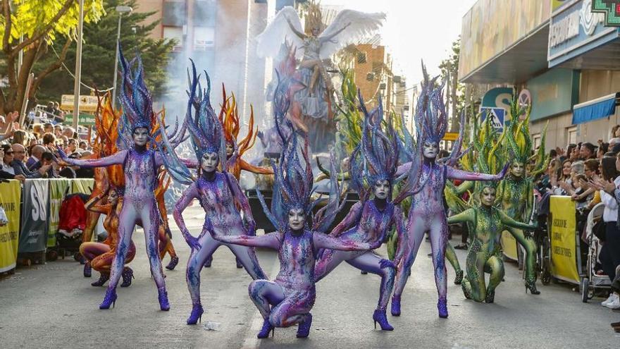 Carnaval de Cabezo de Torres 2020: Desfile de Martes de Carnaval