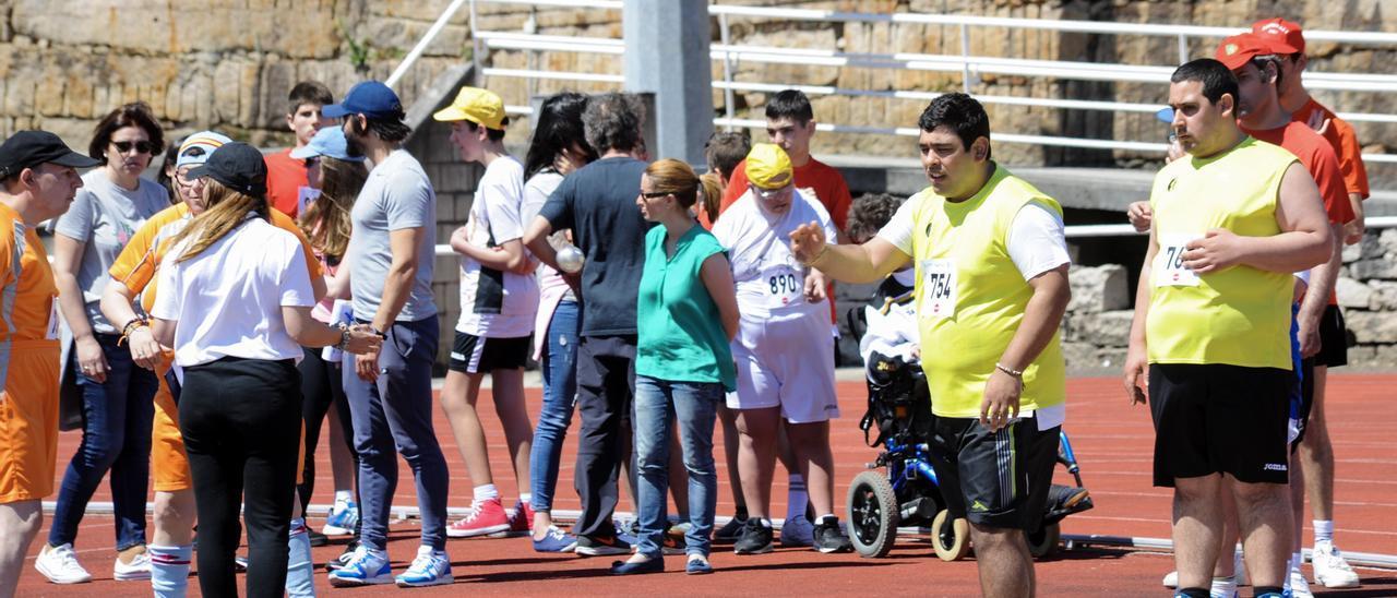 Los Special Olympics regresan a Fontecarmoa este fin de semana