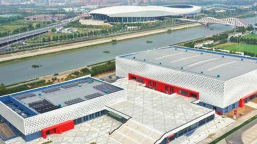 Los Mundiales de Atletismo en Pista Cubierta de Nanjing se aplazan a 2023
