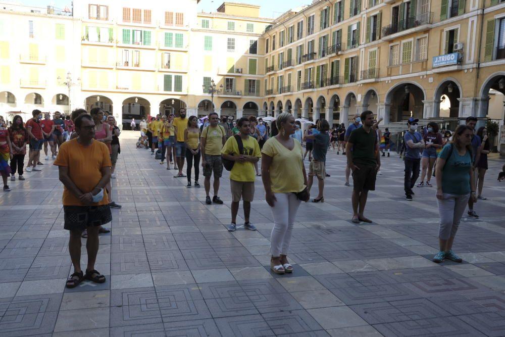 So hat Mallorca den Gay Pride gefeiert