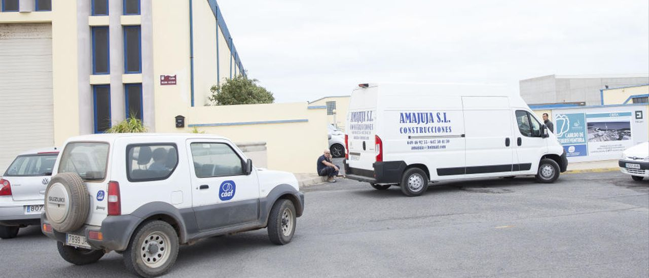El empresario de Amajuja bloquea el Consorcio para reclamar un impago