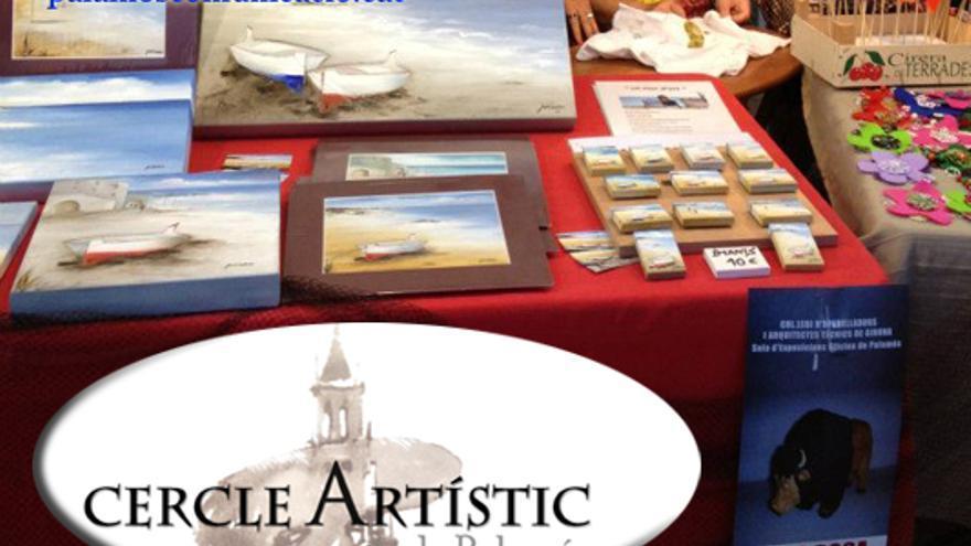 Mostra de dibuix i pintura del Cercle Artístic de Palamós