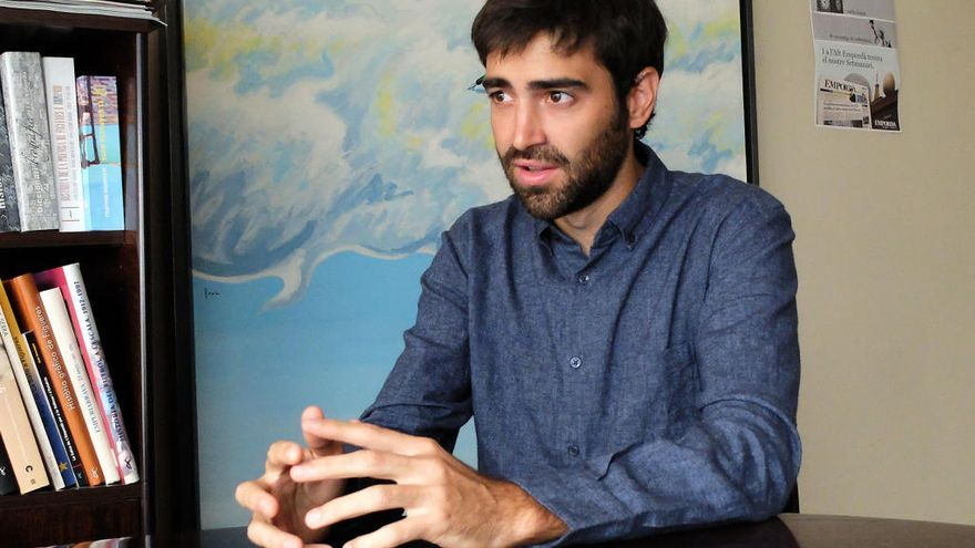 Joan Soler: «Anar a l'estranger és una oportunitat, et formes com a persona i professional»