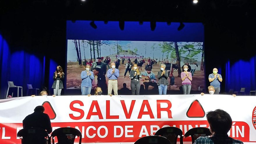 Salvar Chira-Soria reclama a Morales que paralice el proyecto hidroeléctrico