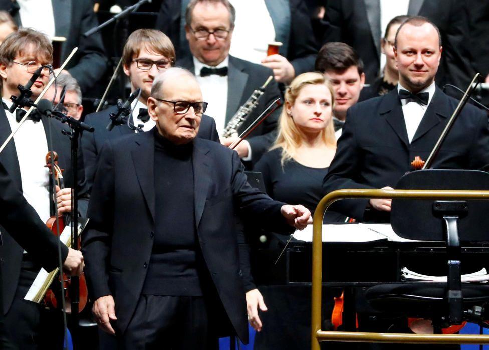 Fallece a los 91 años el compositor Ennio Morricone