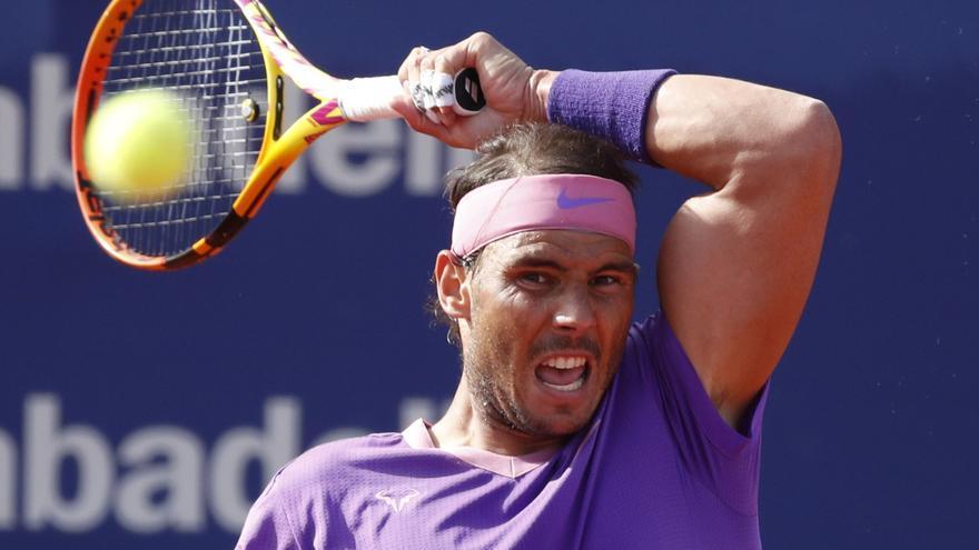 Rafa Nadal: «Esta victoria me ayudará a avanzar en mi nivel de juego»