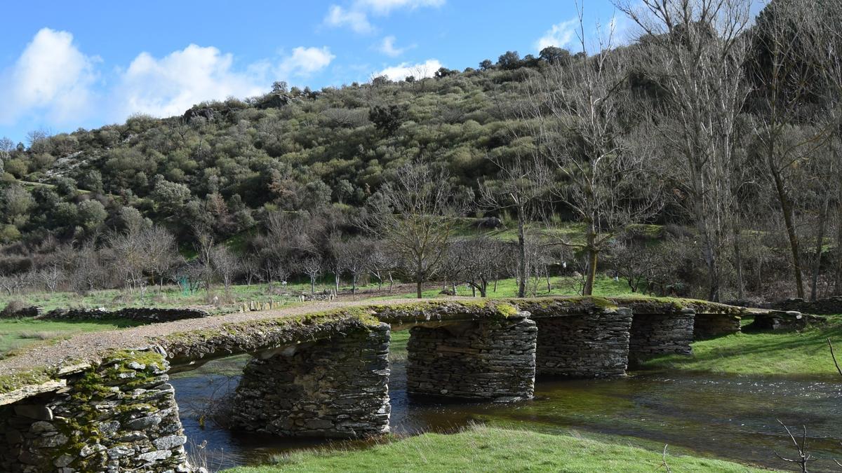 Puente en Fradellos