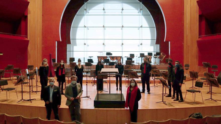 El Auditorio Alfredo Kraus colabora con la Casa de Galicia con el concierto 'Villancicos del Mundo'