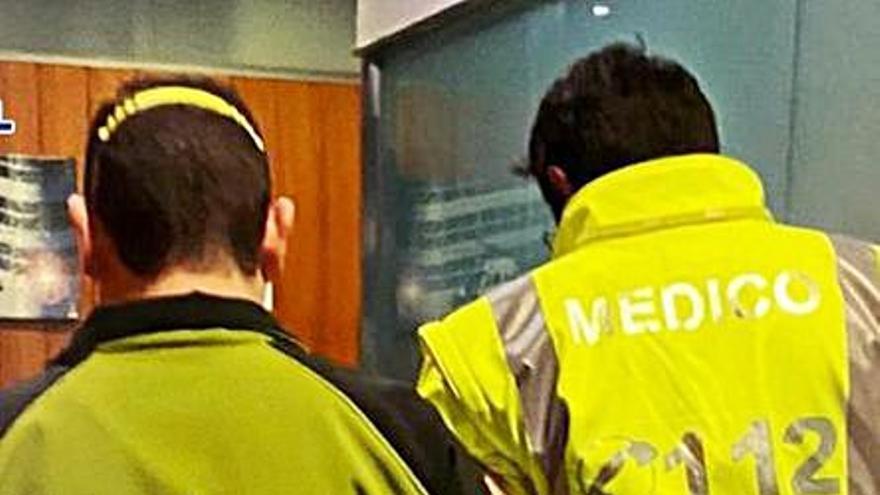 Prisión en Zaragoza para un ourensano por ejercer de falso enfermero y robos