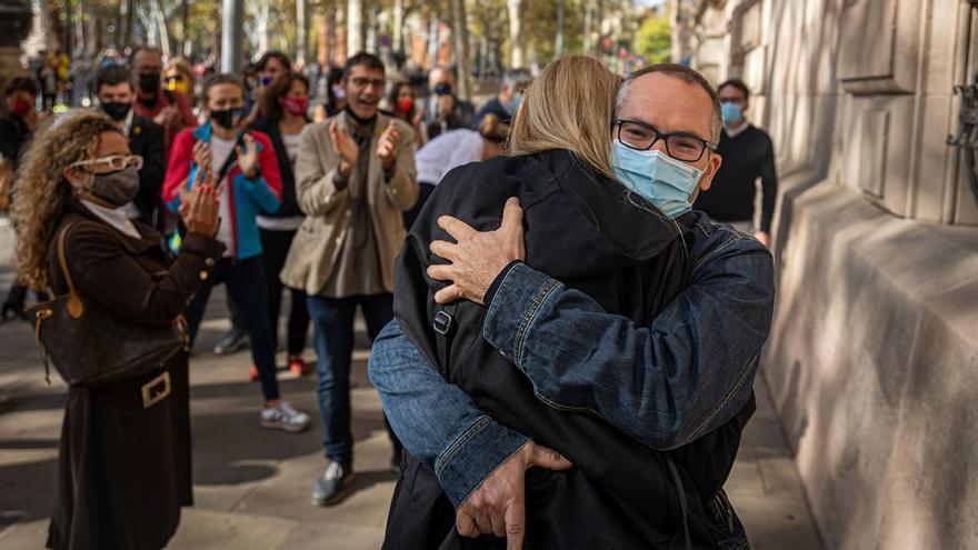 """El ibicenco Josep Costa denuncia que fue detenido """"ilegalmente"""" y anuncia una querella contra la jueza"""