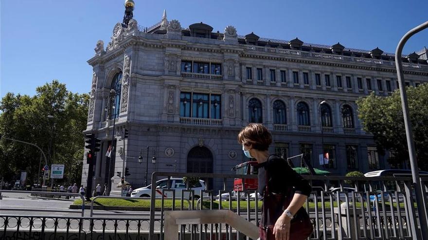 Banco de España rebaja al 6% la previsión de crecimiento del 2021