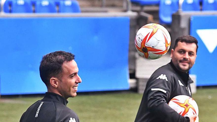 """Jiménez: """"Estamos haciendo muchas cosas bien para ganar los partidos"""""""