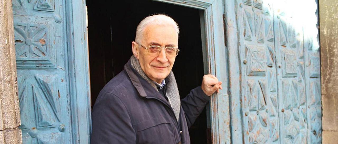 José Pérez Barcia, en una imagen de archivo. | A. M. Serrano
