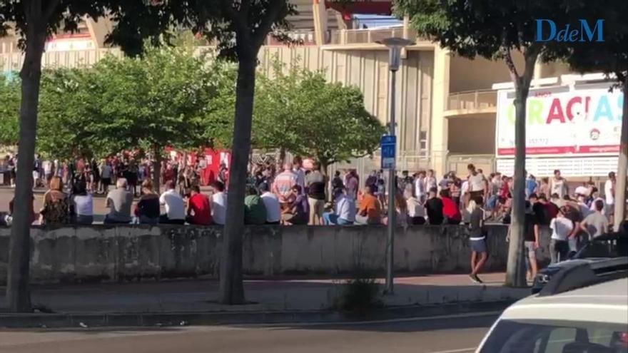 Aufstiegsspiel von Real Mallorca ist ausverkauft