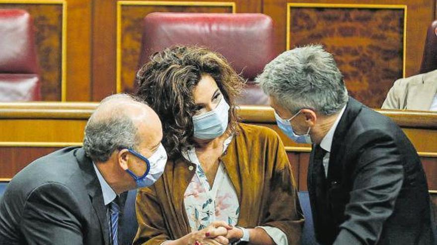 Sánchez hace un guiño al soberanismo con los indultos antes de los Presupuestos