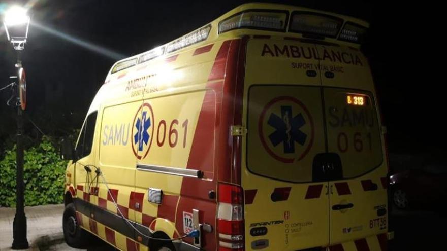Betrunkener Autofahrer überfährt drei Personen am Paseo Marítimo in Palma