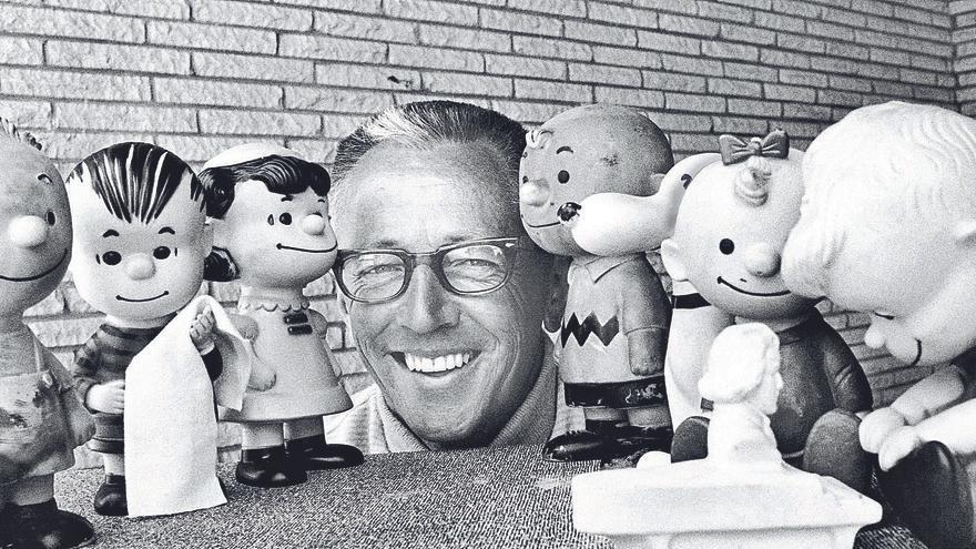 El (triste) padre de Snoopy y Carlitos