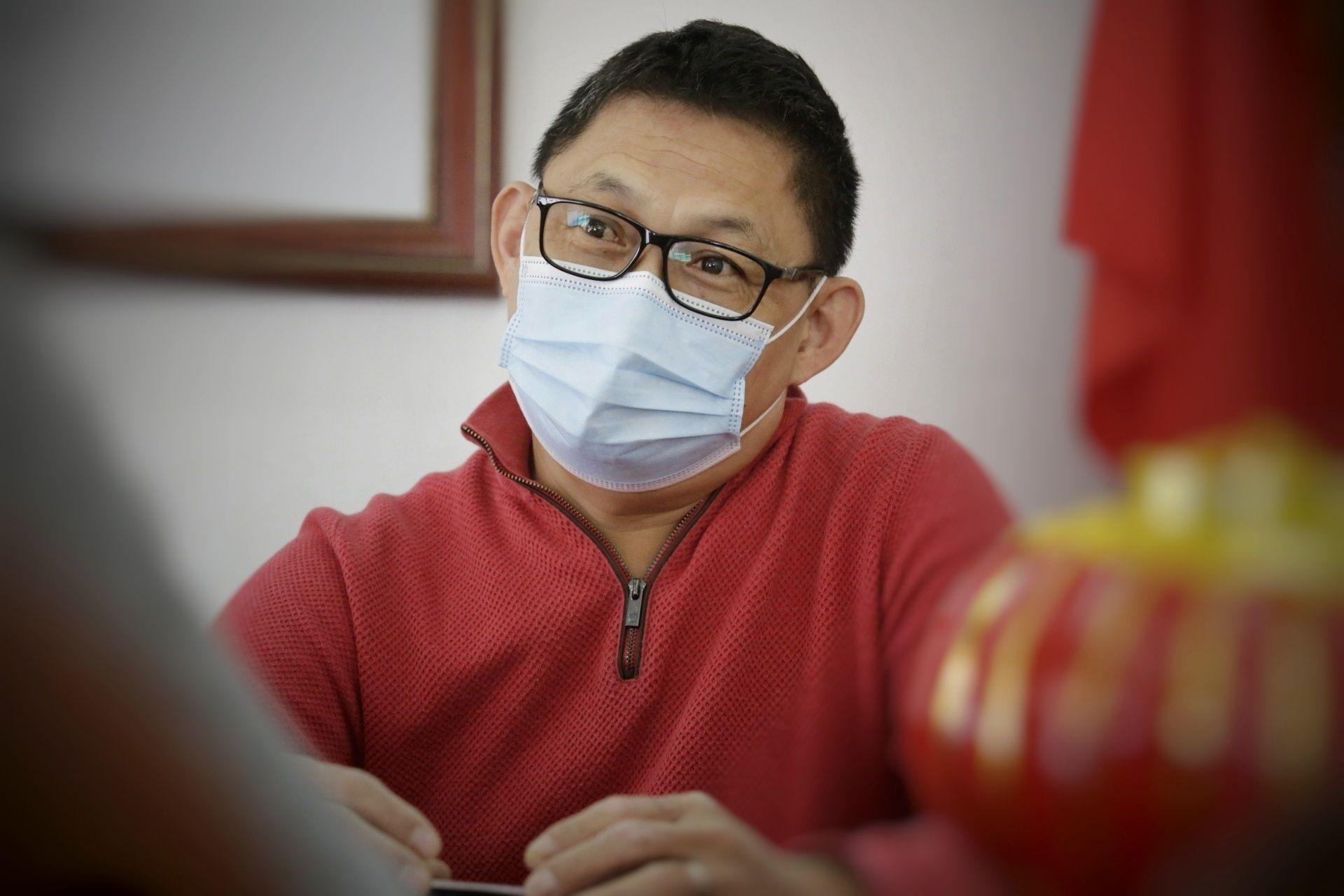 Empresarios de nacionalidad china en Tenerife