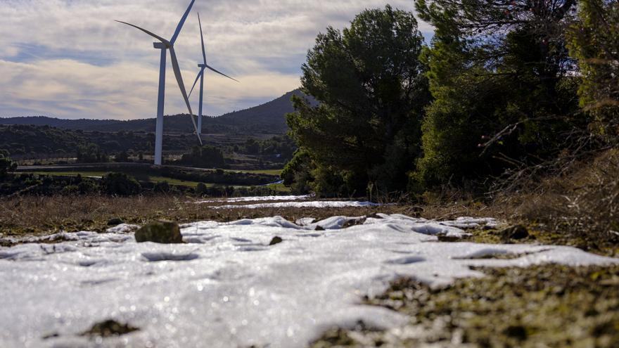 Reportaje sobre el impacto social del proyecto Goya de energía eólica de Forestalia.