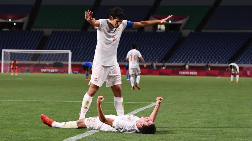 Jesús Vallejo se convierte en el noveno aragonés en conseguir una medalla olímpica
