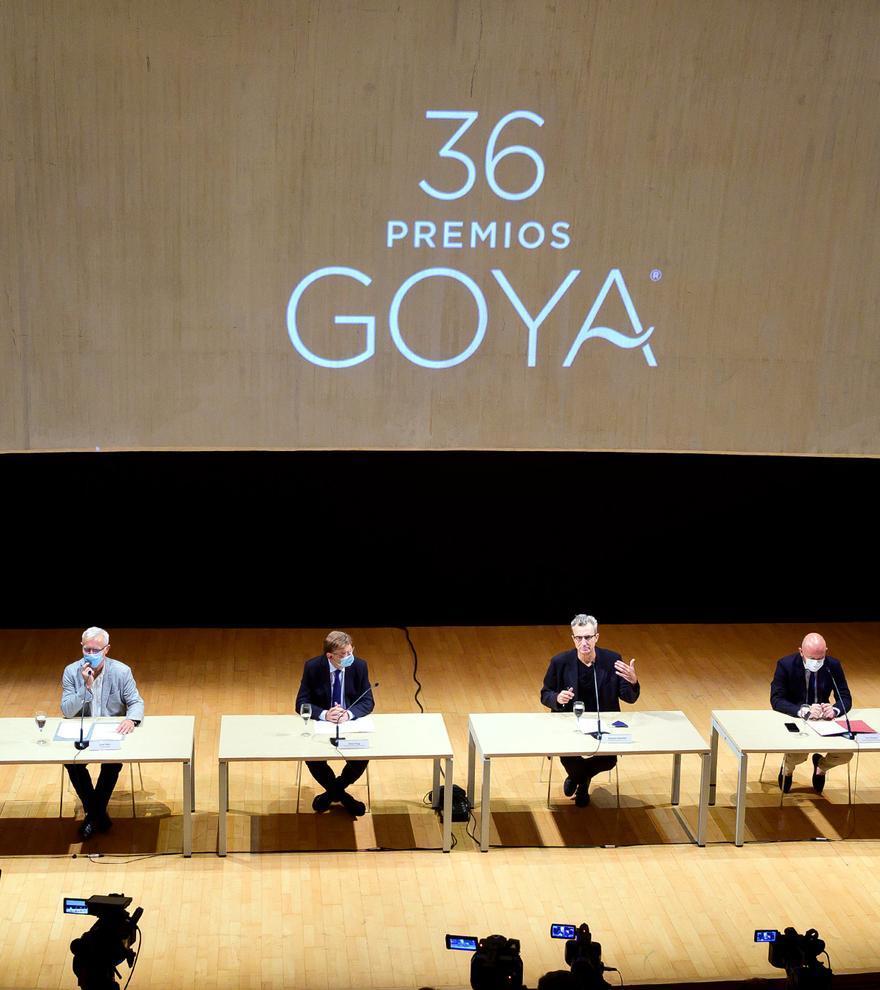 El públic tornarà als Premis Goya 2022 en un gala amb múltiples presentadors