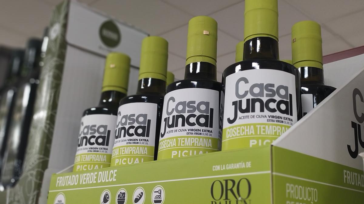 Aceite Casa Juncal