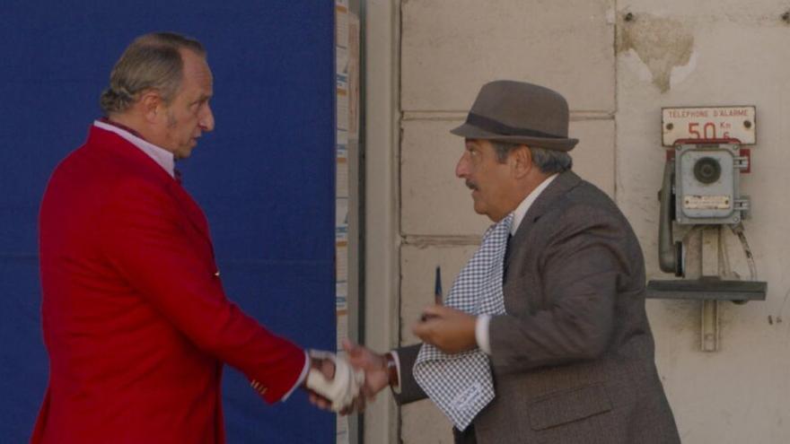 'Misterio en Saint-Tropez': más torpe que Clouseau