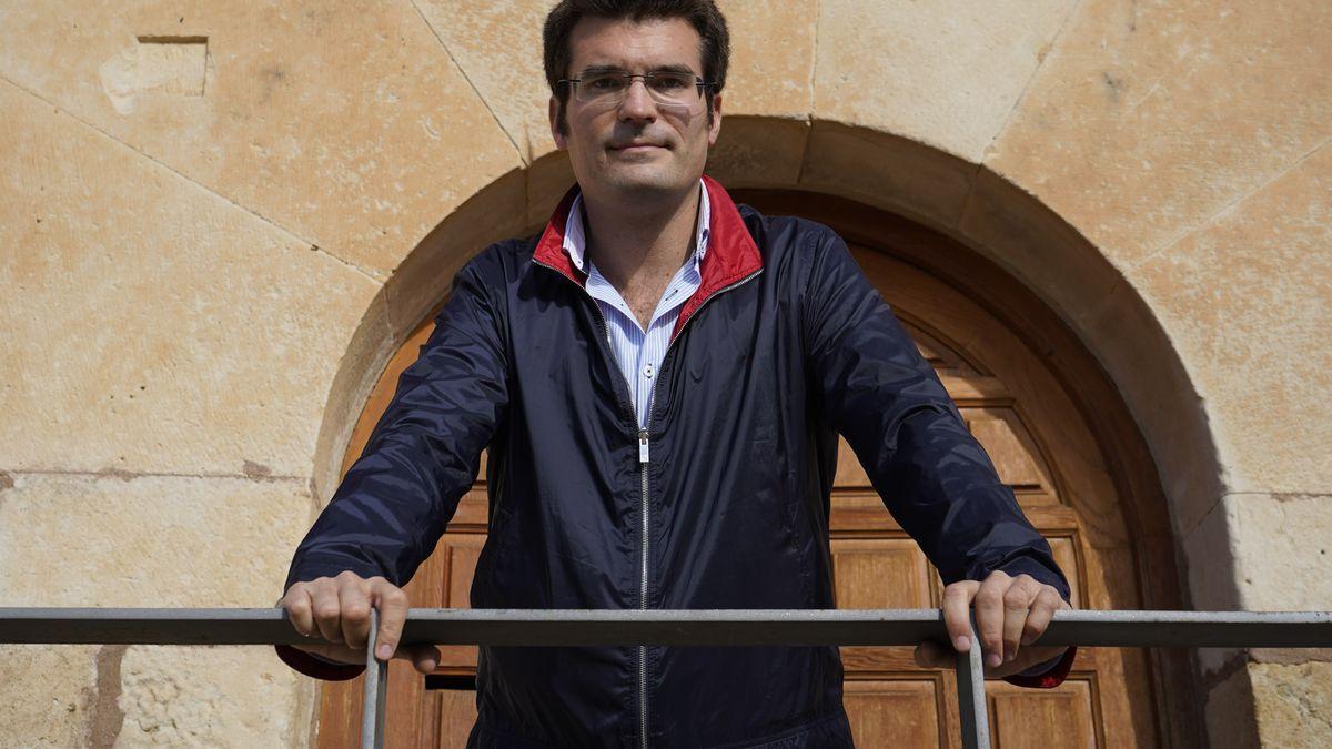 Rafael Sánchez Riesco, alcalde de Guarrate