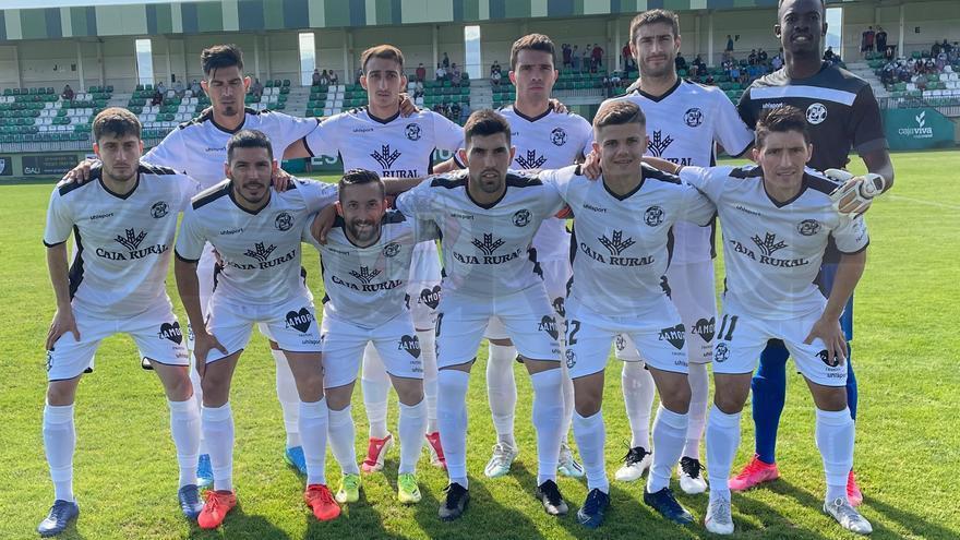 El Zamora CF pierde ante la Segoviana en su segundo amistoso (4-1)