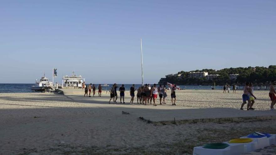 Schluss mit Partybooten vor der Küste von Magaluf