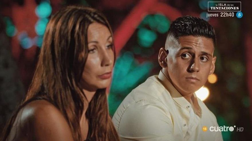 Christofer abandona 'La isla de las tentaciones' con reproches a su novia