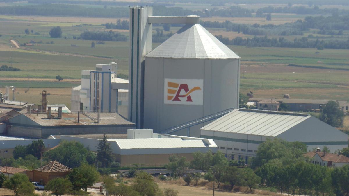 Fábrica Azucarera de Toro