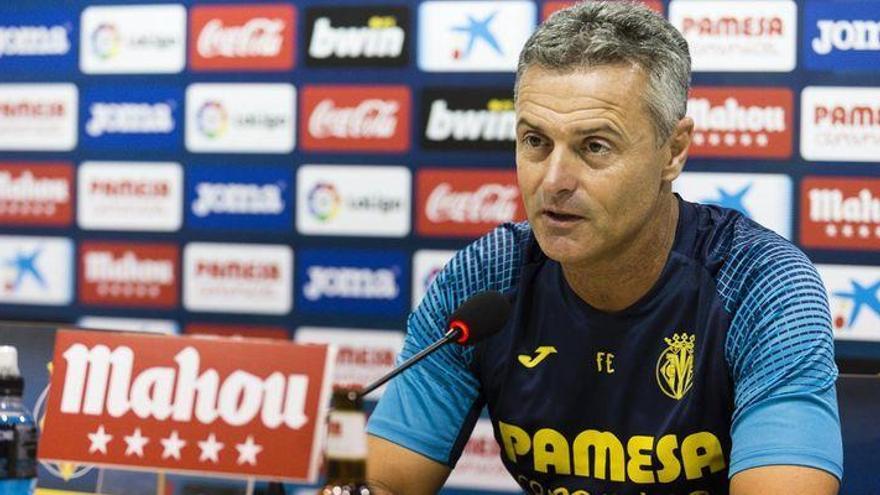 """Escribá reconoce que hará el once ante el Espanyol """"sin pensar en Getafe o Maccabi"""""""