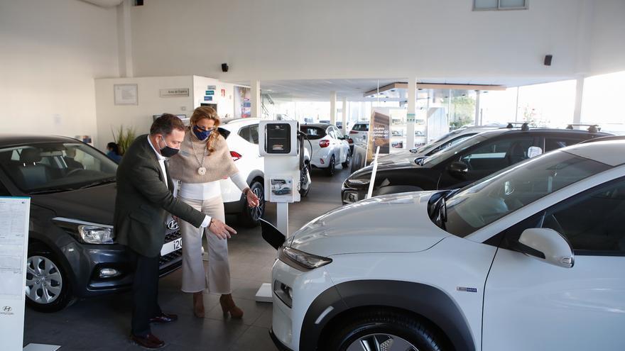 La venta de coches en Córdoba se recupera pero no llega aún al nivel del 2019