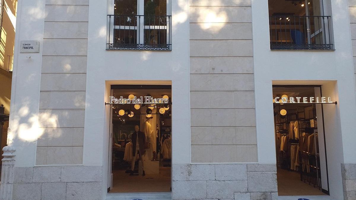 Cortefiel inaugura nueva tienda en la Alameda Principal de Málaga