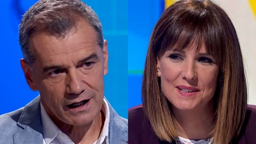"Toni Cantó denuncia que TVE no es ""neutral"" y Mónica López responde: ""Aquí se trabaja con libertad"""
