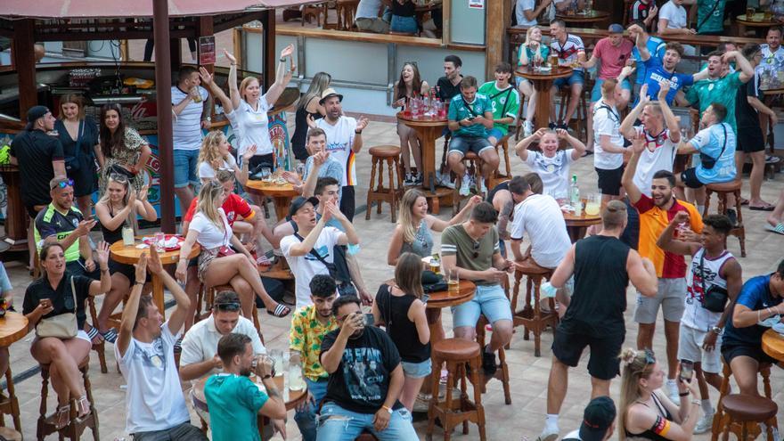 Alemania sigue atentamente la evolución de la covid en Mallorca