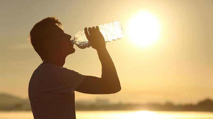 Mallorca registra la temperatura máxima del año, con 34,5 grados en Binissalem
