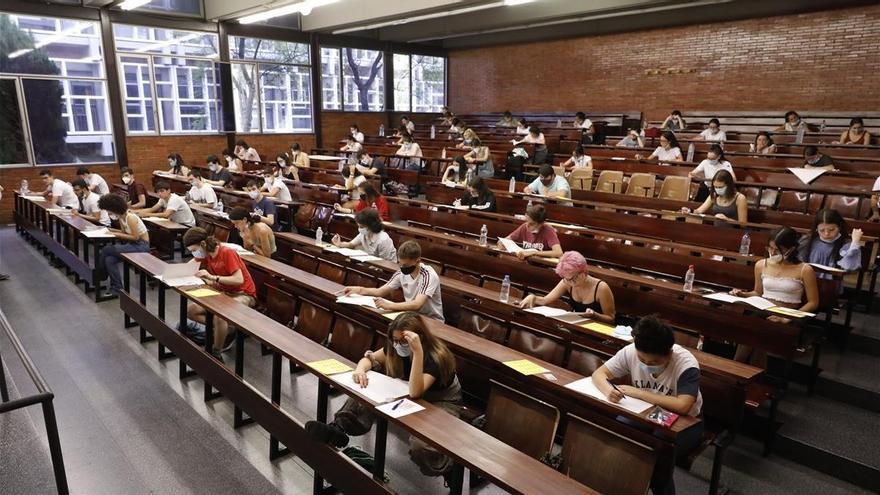 Así será la universidad en el curso covid