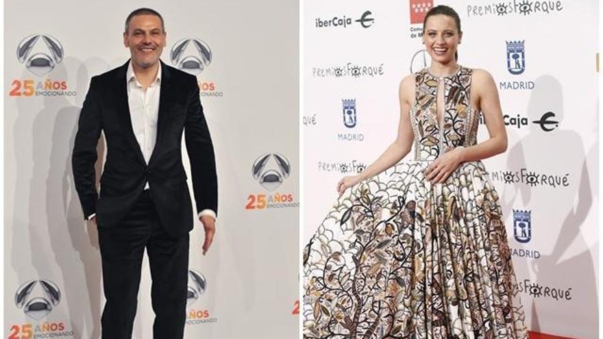 Michelle Jenner y Roberto Enríguez desvelan los detalles de 'La cocinera de Castamar'