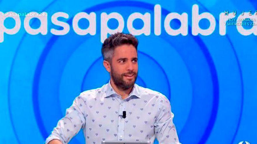 Crisis en Pasapalabra: el público escribe a Antena 3 para que echen a uno de sus concursantes