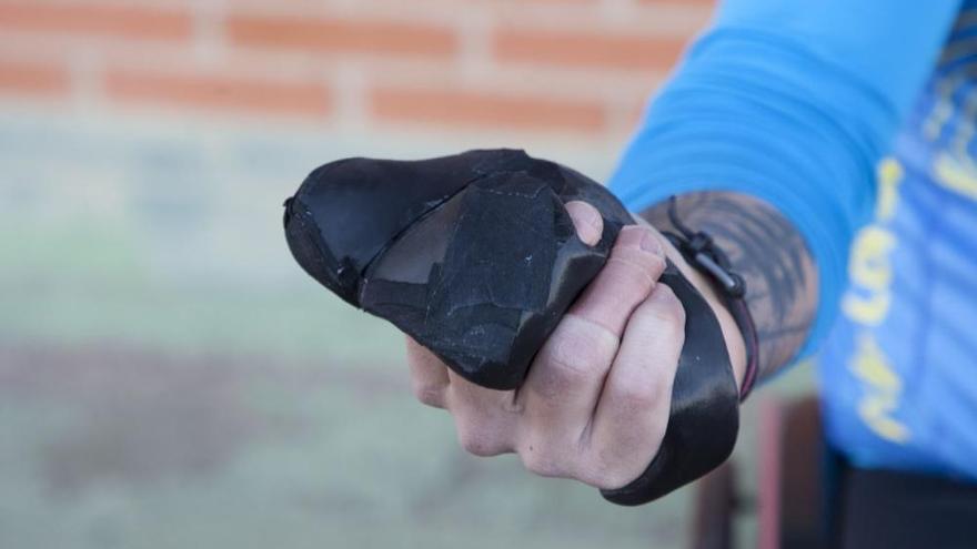 GALERÍA: Iván Heras, un zamorano con la vista puesta en los Juegos Paralímpicos