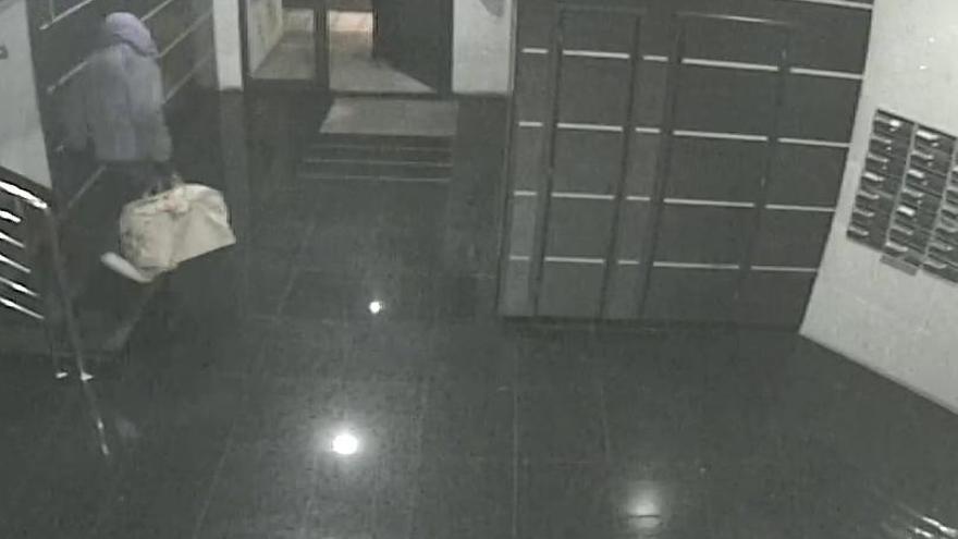 Con una radiografía: así saqueó un hombre el piso de su vecino en Ponteareas