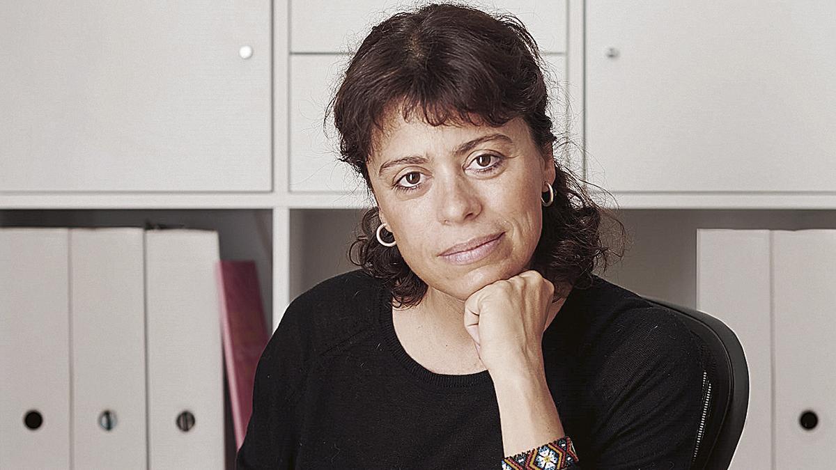 Sandra  Benbeniste.