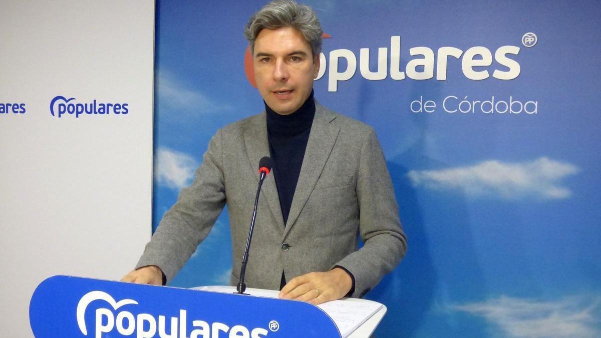 Lorite pide unidad para reclamar al Gobierno las grandes infraestructuras de Fomento pendientes en Córdoba