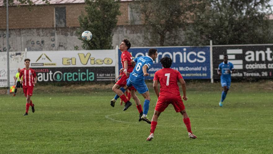 FC Vinhais, último ensayo de pretemporada para el Villaralbo